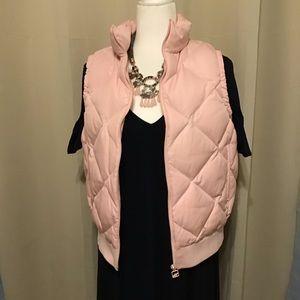 Pink Vest. L.